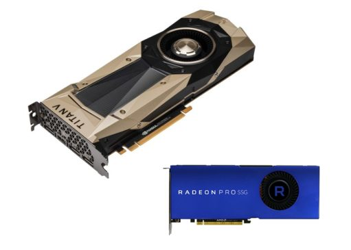 GPU NVIDIA AMD