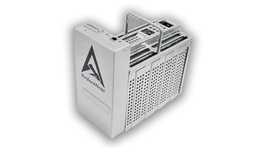 Avalon Immersion Cooling Miner