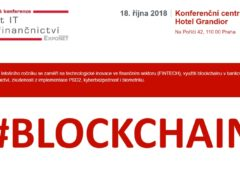 Blockchain konference