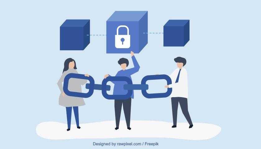 Blockchain trh dodavatelského řetězce