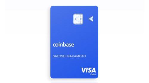 Google Pay přidává podporu Coinbase Card