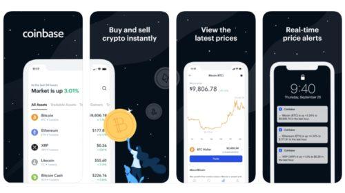 Coinbase aktualizuje mobilní aplikaci, aby uživatelé mohli získávat odměny