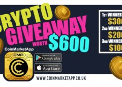 Crypto GiveAway