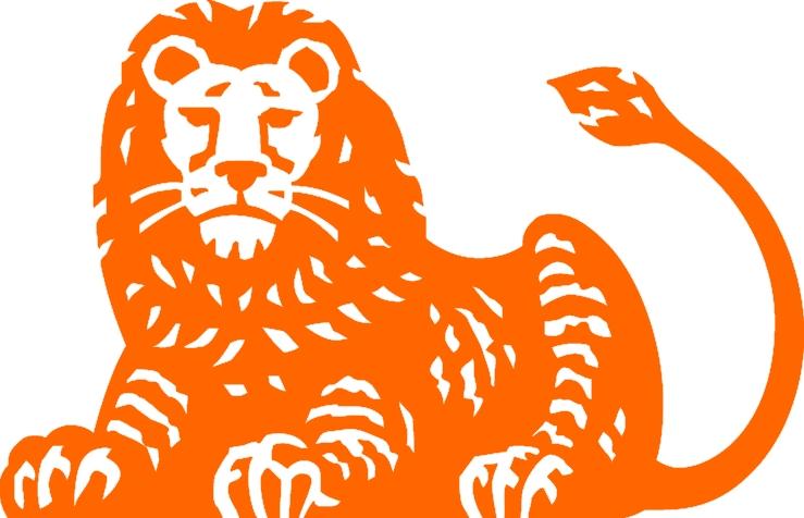 ING Bank lion