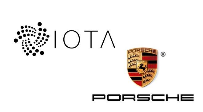 IOTA Porsche