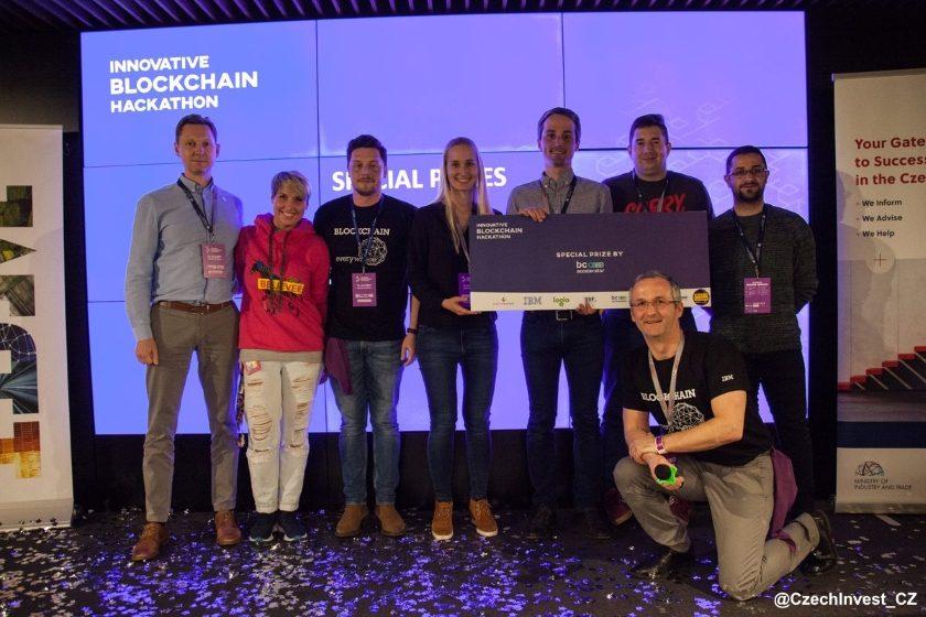 Innovative Blockchain Hackathon 2019