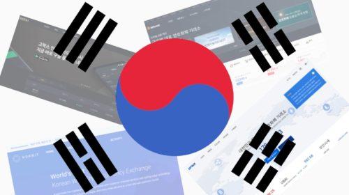 Dvě třetiny korejských kryptoburz neprošly státní bezpečnostní kontrolu