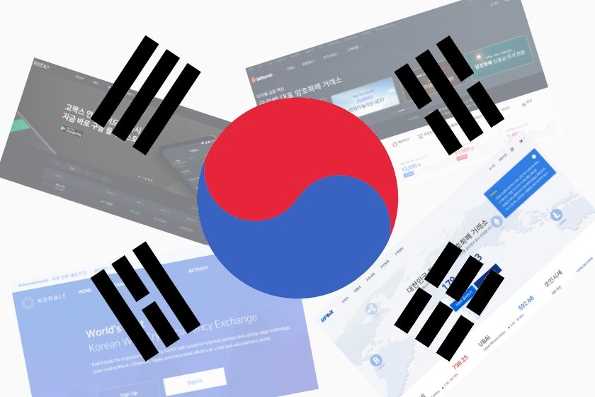 Korea exchanges security