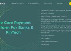SDK.finance platform