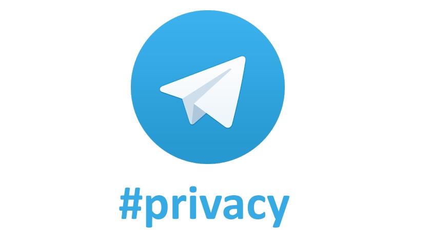 Telegram privacy