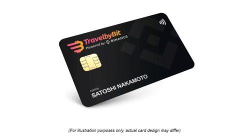 Binance a TravelbyBit spolupracují na spuštění Travel Rewards Card
