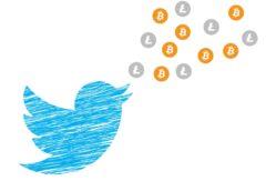 Twitter bitcoin litecoin Charlie Lee