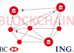 blockchain ING HBSC